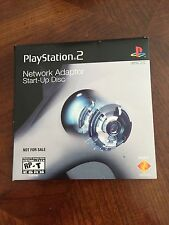 PlayStation 2 Ps2 Network Adaptor Start-Up Disc- DISC ONLY NG3