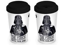 Star Wars (The Force is Resistente) Tazza Da Viaggio MGT23769 - 341ml/340ml