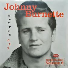 "LP  - ✶✶ JOHNNY BURNETTE ✶✶ "" Wampus Cat "" (1957-1960 Rock and Roll Demos Vol.2)"