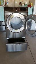 Samsung Electric Dryer Model Dv42H5200Ep Pedestal