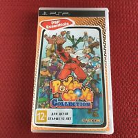 Power Stone Collection Sony PSP Game Sealed