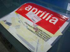Serie adesivi Aprilia SR 50 NET SCAPER 1997 blu/giallo