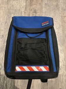 bosch power tool backpack / bag insulated