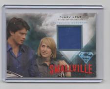Smallville Costume Wardrobe Trading Card Tom Welling as Clark Kent #M7