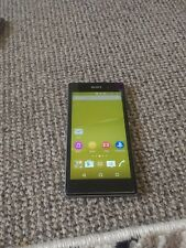 Sony Xperia Z1 C6903 16GB Black Unlocked FAULTY  Android  Smartphone
