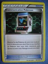 Carte Pokémon - Communication Pokémon - 99/114 - Noir et blanc - 2011 - SC2
