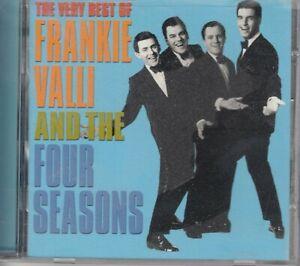 The Very Best of Frankie Valli & the Four Seasons [Rhino 2002] by Frankie...