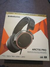 SteelSeries Arctis Pro Over-Ear Headset - Black - NEVER BEEN USED