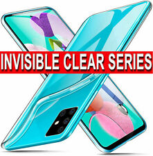 Clear Transparent Silicon Gel Case Cover For Various Mobile Phones