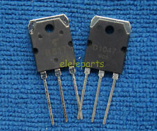 4pair(8pcs) of 2SD1047&SB817 TO-3P