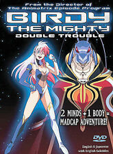 Birdy the Mighty - Vol. 1: Double Trouble (DVD, 2004)
