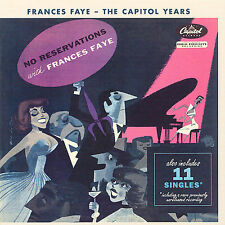 No Reservations [Remaster] by Frances Faye CD Feb-2006, DRG Drunk with Love