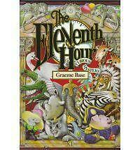 The Eleventh Hour by Graeme Base (Hardback, 1998)