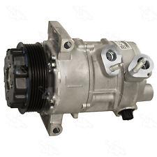 A/C Compressor-New Compressor 4 Seasons 98395