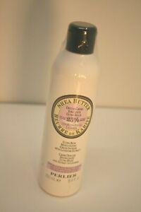 Perlier BEURRE DE KARITE Lavender SHEA BUTTER Cream Shower 8.4 Fl Oz Ultra Rich