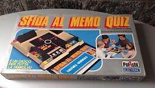 1982#Vintage Console Polistil Electronic Vg30#Sfida Al Memo Quiz#Nib