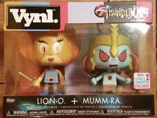 Funko Vynl Thunder Cats Lion-O and Mumm-Ra NYCC Exclusive
