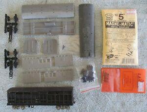 NSWGR PTCNSW BKD Prison Van Kit and BCW Cattle Wagon (Kit Built Diecast Metal)
