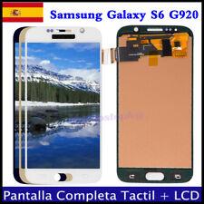 PANTALLA PARA SAMSUNG GALAXY S6 SM-G920F G920 LCD DISPLAY TACTIL DIGITALIZADOR
