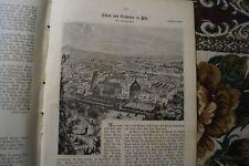1881 neue Welt 45 Jäger von Dürrhof Pisa Baptisteium Canisius 3