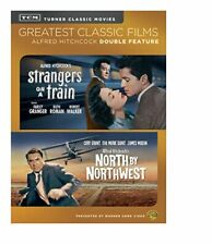 Tcm North By Northwest / Strangers on a Train (Dbfe)(Dvd), New Dvd, Various, Var