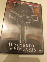 Dvd  JURAMENTO DE VENGANZA (THE MINISTERS )CON HARVEY KEITEL( precintado nuevo )