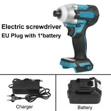 18V 588N.m. Li-Ion 1/4'' Brushless Cordless Electric Screwdriver with 1 battery