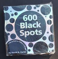 POP HOP. 600 Black Spots. David A. Carter 2007. Etat neuf - Superbea animations