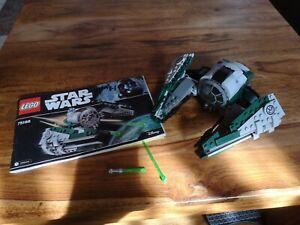 LEGO Star Wars Yoda's Jedi Starfighter - 75168 Ohne Figuren