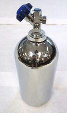 """OBX Compresso Gas Protossido di Azoto Nos Cilindro Bombola 7 """" x 16.25 """" 20.25 """""""