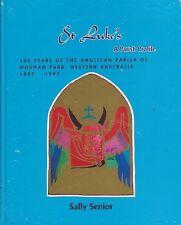ST LUKE'S ANGLICAN PARISH MOSMAN PARK WESTERN AUSTRALIA history church perth