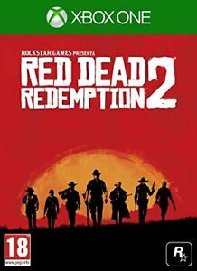 JUEGO XBOX ONE RED DEAD REDEMPTION 2 XBOXONE 6560335