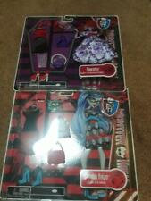 Mattel Monster High Ghoulia Yelps Operetta Robecca Steam Lot 3 Outfits