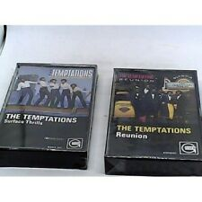 The Temptations - Surface Thrills & Reunion - Cassettes - SEALED