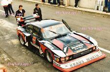 Klaus Ludwig Zakspeed Ford Capri Turbo DRM Series 1980 Photograph 1