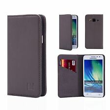 Samsung Galaxy S7 Edge Leather Wallet Case Designed by 32nd Classic Real and