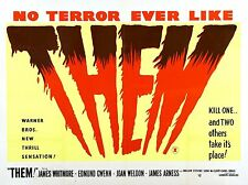 THEM! (DVD) 1954 HORROR