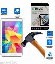 100% de vidrio templado genuino protector de pantalla para Galaxy Tab A T280 T285
