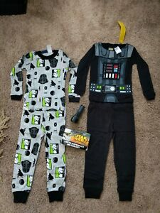 "Star Wars /""Clone Wars/""/""Darth Vader/"" 2-Pcs Sleepwear~NWT"