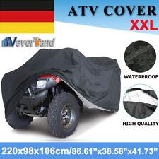 XXL Quadgarage Motorrad ATV Abde...