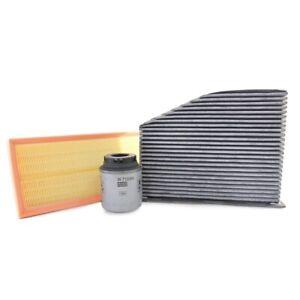 MANN-FILTERS Air C35154 Oil W712/94 Cabin CUK2939/1 Filters RAPKIT352