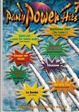 Fiesta Power hits. Piano, Vocal, chords. bd.7.