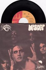 "COCKNEY REBEL MR SOFT / JUDDY TEEN RARE 1974 RECORD YUGOSLAVIA 7"" PS"