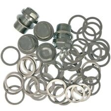 Volvo Maxi Pack 5 Sump Plugs & 50 Washers  S60 V70 XC90  S80 XC70 OE978138-6 MP8