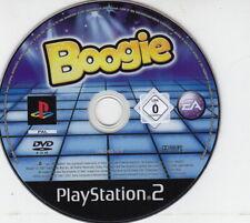 Boogie  (PS2) Einzelne CD, minimale Gebrauchsspuren