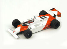 McLaren MP4-1 No 8 (Andrea de Cesaris - Monaco GP 1981) Resin Model Car S4301