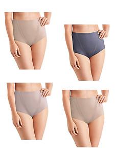Maidenform Comfort Stretch Ladies' Tummy Toning Brief 4-pack