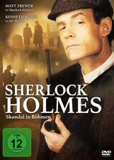 SHERLOCK HOLMES - SKANDAL IN BÖHMEN - FREWER,MATT/WALSH,KENNETH/+   DVD NEU