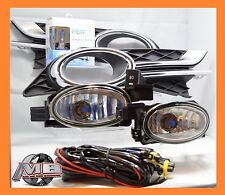 2014-2017 Honda Odyssey Clear Replacement Fog Light Kit H11 PERDE 6000K UPGRADE