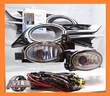 14 15 16 Honda Odyssey Clear Replacement Fog Light Kit H11 PERDE 6000K UPGRADE